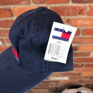 a1bff1d1 Tommy Hilfiger Accessories - Vintage DEADSTOCK Tommy Hilfiger Strapback Dad  Hat